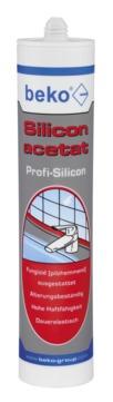 Beko Silicon Acetat 310 ml Betongrau