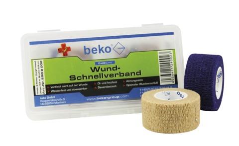 Beko CareLine Wundschnellverband Box