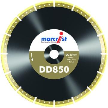 Marcrist Trennscheibe DD850 230 x 22,2 mm Dachdecker Alles-Schneider Diamanttrennscheiben