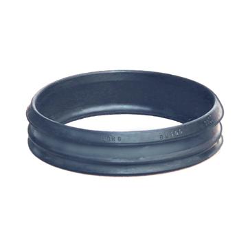 LOROWERK Dichtelement DN100 mm Kunststoffablauf-Muffe