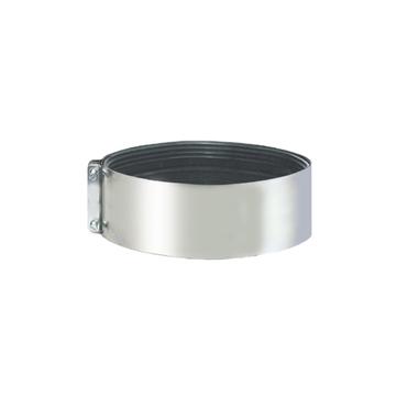 LOROWERK CV-Verbinder für Rohr DN100 mm Durchmesser 110 mm