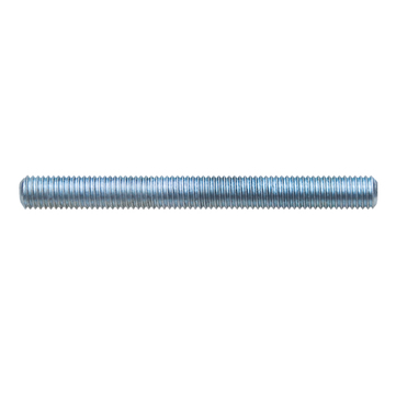 LOROWERK Gewindestift M10x120 mm Nr. 09602.120x Stahl Verzinkt