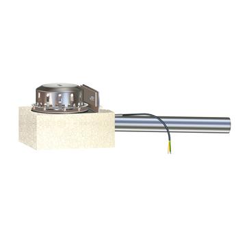 LOROWERK Wärmedämmblock Styropor Brandschutzklasse B1 13846.für Rainstar Attika Ablauf