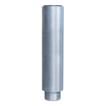 LOROWERK Verbundrohr 1000 mm 150 mm Silent Nr. 58312. 150x Feuerverzinkt