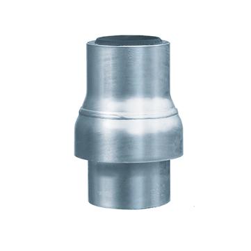 LOROWERK Verbund Übergangsrohr 100/125 Nr. 58360. DE0X Feuerverzinkt