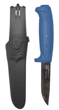 Beko Schwedenmesser Standard mit Edelstahlklinge Blau