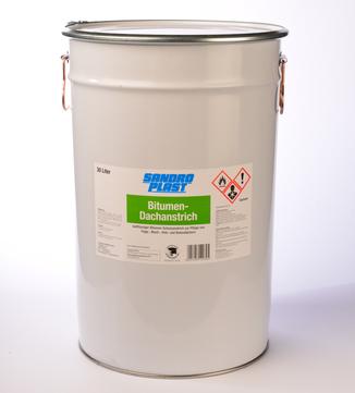 Sandroplast Dachanstrich Bitumen Regenerieranstrich