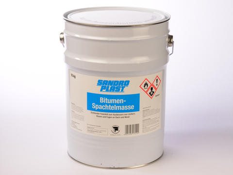 Sandroplast Spachtelmasse Bitumen 10 kg