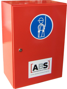 ABS Safety Care Plus mit Zylinderschloss PS-1015 400x350x650 mm