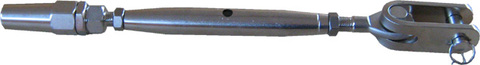 ABS Safety Spannelement ABS 8000/6 für Lock SYS III und IV Edelstahl V4A