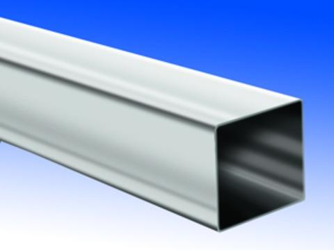 Biermann + Heuer 6-teilige Fallrohr Kasten 0,70 mm 2 m Titanzink