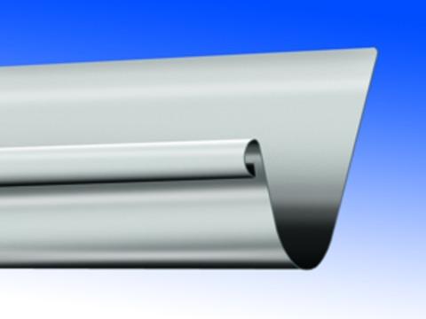 Biermann + Heuer 5-teilige Dachrinne Aufdach 0,80 mm 3 m Titanzink