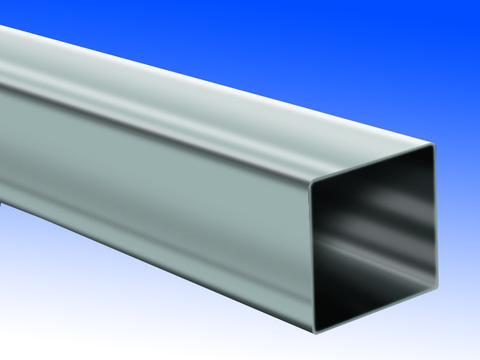 Biermann + Heuer 5-teilige Fallrohr Kasten 0,70 mm 2 m Titanzink Quartz vorbewittert