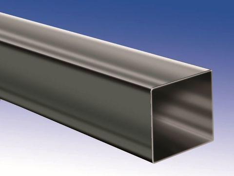 Biermann + Heuer 8-teilige Fallrohr Kasten 0,70 mm 2 m Titanzink Anthra