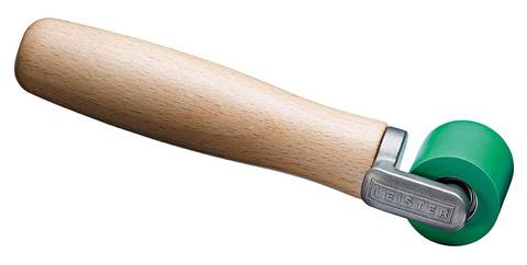 Leister Breitbandandrückrolle 28 mm 140.161 kugelgelagert einarmig