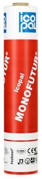 Icopal MONOFUTUR QS 5x1 m Granulat Lichtgrau
