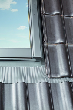 Roto Eindeckrahmen wärmegedämmt EDW 1x1 055/098 cm P (Q4 Plus/QT4 Tronic Plus) RotoQ Q-4 Alu