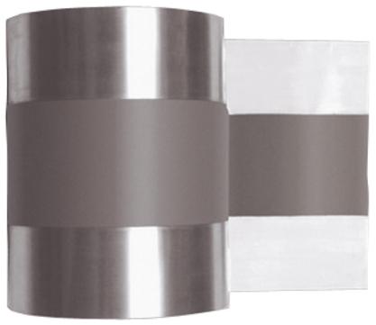 Grömo Endlosdilatation Typ S39 390/3000 doppelseitig vulkanisiert Titanzink