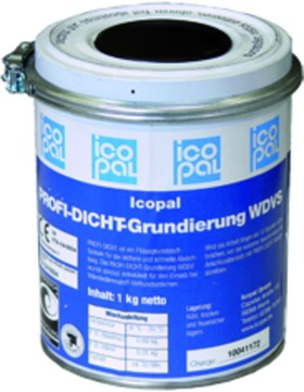 Icopal Profi-Dicht Grundierung LF 1 kg inklusive Katalysator