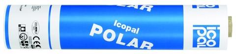 Icopal Polar 1,00x7,5 m PP-Vlies/Rillen-Vario mit Folie