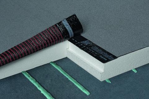 Icopal DAA dm MONO-EPS 165 mm 3000x1000 mm Kombi-Element WLS 035