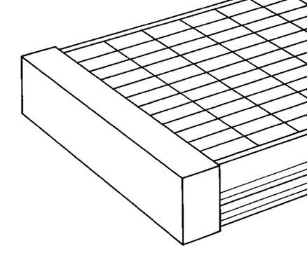 GUTJAHR Flex Endkappe 150 mm AquaDrain