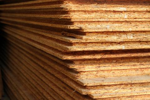 Holz OSB3 ProfiLine 1250x2500 mm 42St/Pal Nut/Feder FO-verleimt contifinish Dicke/Stärke 22,00 mm
