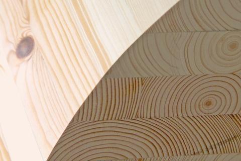 Holz 3-Schicht C+/C 19x5000x1250mm Fichte SWP 2 nach EN13986/13353