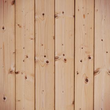 Holz Rauspund 24/136 mm getrocknet Fichte / Tanne Güteklasse II/IV mit Keil Nut/Feder Länge 4,00 m