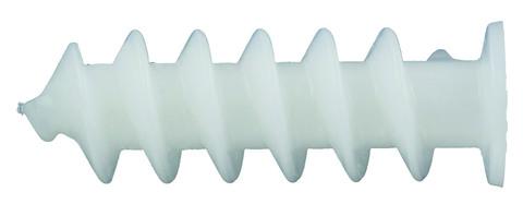 REISSER Dämmstoff-Isolierdübel 18,0x50mm weiß 100 Stück im Paket Polyethylen