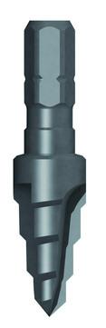 REISSER Stufenbohrer 4,0-10mm ähnlich DIN 60423