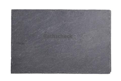 Rathscheck Schiefer Rechteck 25x16 cm InterSin ungelocht Grube 300