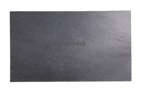 Rathscheck Schiefer Rechteck 60x30 cm InterSin ungelocht Schiefergrube 120