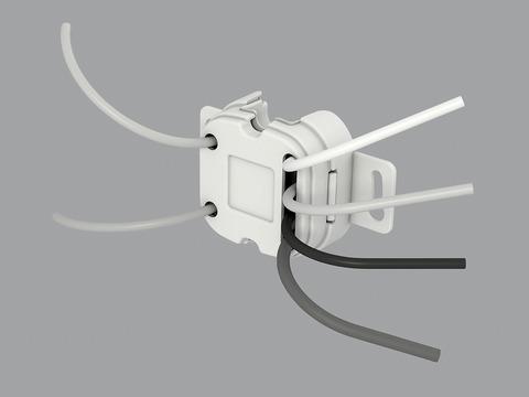 VELUX Elektro-Zubehör KLF 050 WW Schalter-Interface zum Anschluss von Doppeltastern