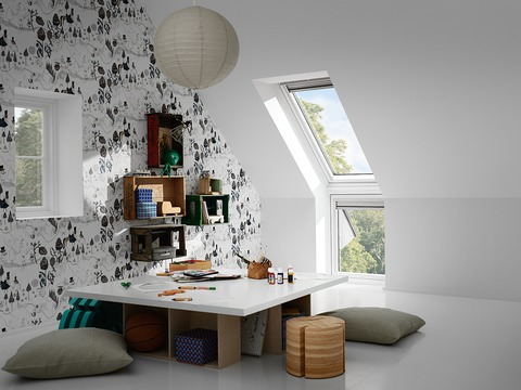 VELUX Fenster-Zusatzelement unten VIU MK35 0066 78x95 cm Polyurethan Energy Plus, Wand Aluminium