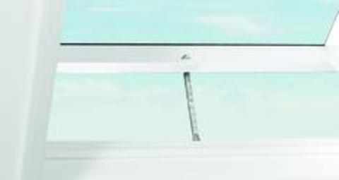Roto Bedienungszubehör ZEL Motorantrieb 30 Austauschfenster Kunststoff VU R8K 24 Volt Designo 30 cm