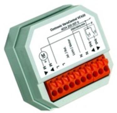 Roto Bedienungszubehör ZEL Steuerung Funkempfänger 24 Volt für 24 Volt Antrieb