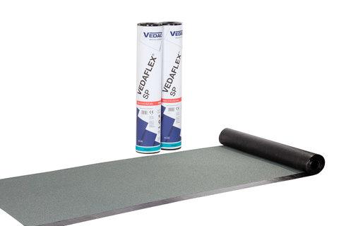 VEDAG VEDAFLEX SP EN 5,2 mm 1,00x5,00 m blaugrün Blaugrün