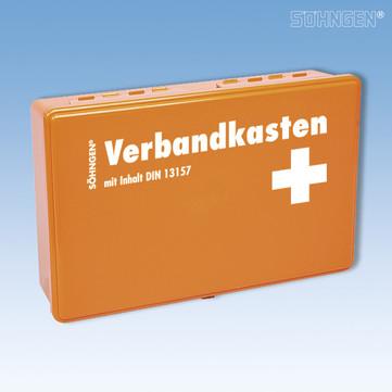 Söhngen Verbandskasten Kiel KU mit Füllung DIN13157 Orange