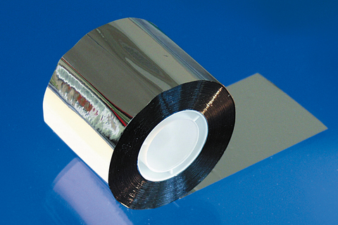Scobalitwerk Alu-Band 50 m 60 mm Silber