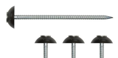 Scobalitwerk Gutta Nagel 2,8x70 mm 200 Stück 200St/Pak Schwarz