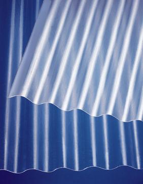 Scobalitwerk Lichtplatte Welle 8 2500 130/30 Polyester-glasfaserverstärkt 1000x2500mm