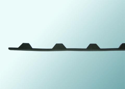 Scobalitwerk Profilfüller 115/18 mm klein Länge 1090 mm Anthrazit