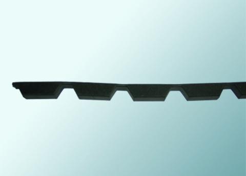 Scobalitwerk Profilfüller 115/18 mm groß Länge 1030 mm Anthrazit
