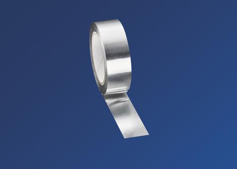 Scobalitwerk Kantenabschlussband 15 m selbsklebend 39 mm für 16er Platten Silber