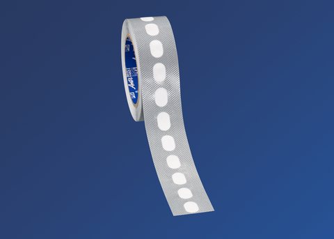 Scobalitwerk Kantenabschlussband 7,5 m selbsklebend 42 mm für 16er PC/A-Platte mit Membrane Silber
