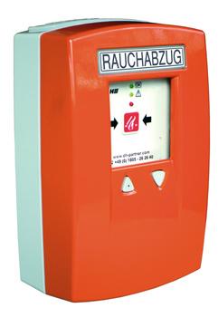 Roto Bedienungszubehör ZEL Rauch- und Wärmeabzug Steuerzentrale 4503-T Orange
