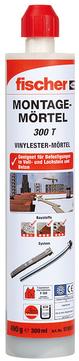 Fischer Deutschland Montagemörtel 300 T 12St/Pak