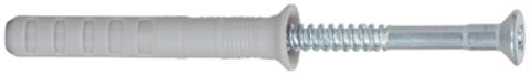 Fischer Deutschland Nageldübel N 6x60/30 mm S 100St/Pak