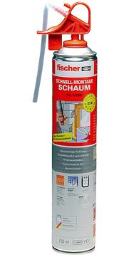 Fischer Deutschland Montageschaum 1k 1k PU 1/750 750 ml